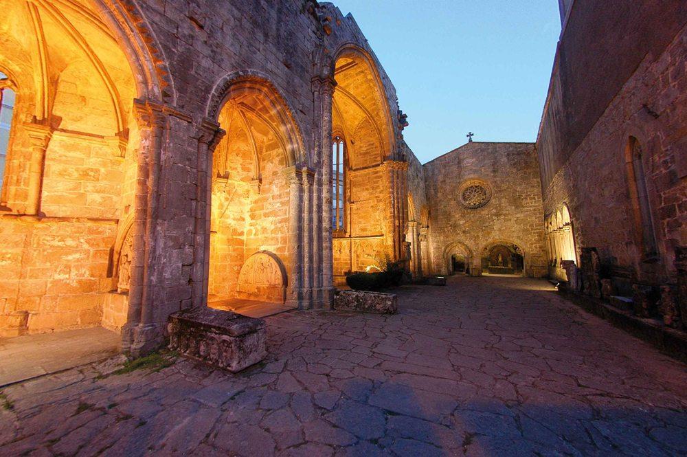 Pontevedra_ Ruinas Santo Domingo
