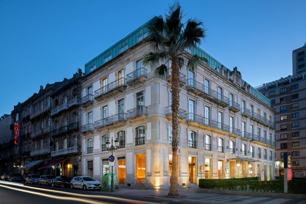 Ac Palacio Universal Vigo