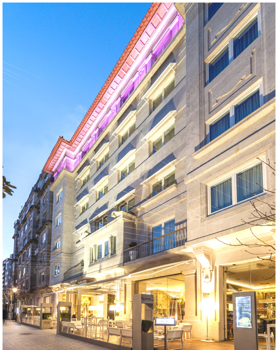 Gran Hotel Nagari Vigo