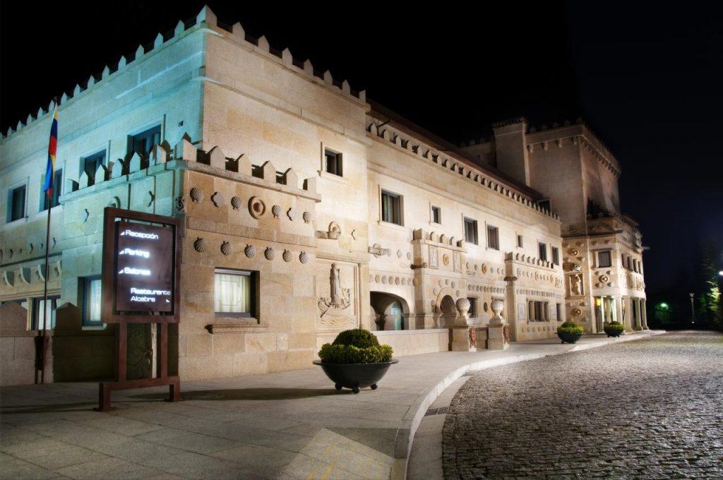 Pazo dos escudos hotel Vigo