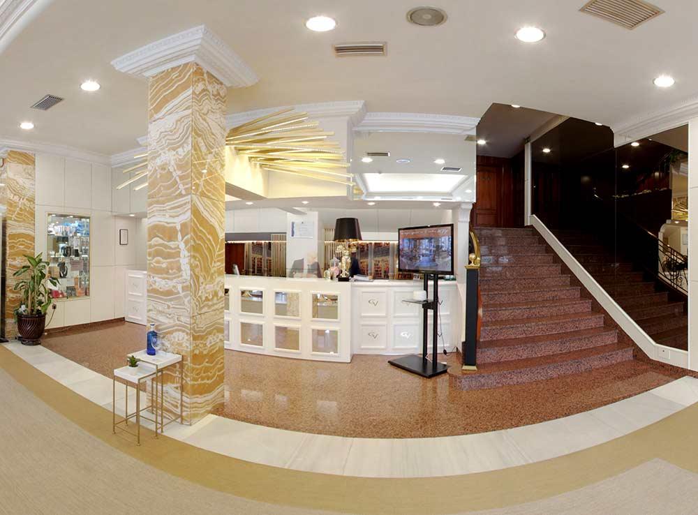 Hotel Ciudad de Vigo Hall