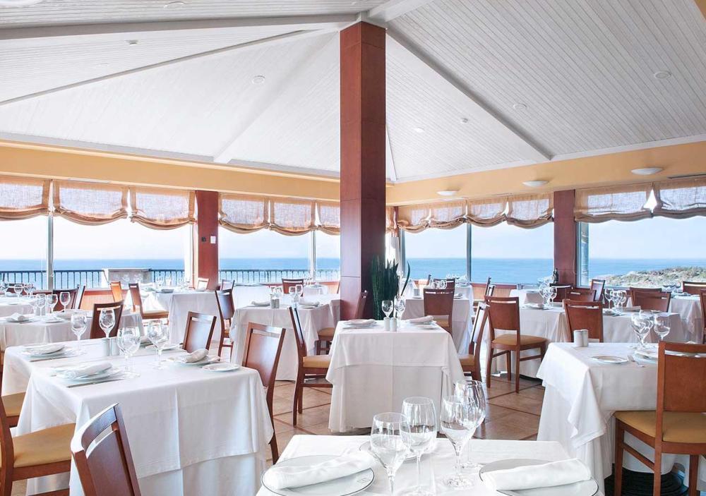 Talaso Atlántico restaurante