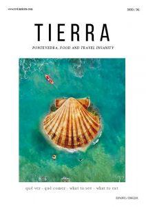 Portada revista TIERRA PONTEVEDRA 2020